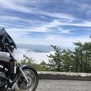 バイク乗りも人間です。