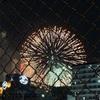 淀川花火大会に行ってきました
