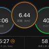 ジョギング6.44km・反攻開始&1月のまとめ