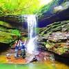 秘境の滝でエナジーチャージ✨八重山諸島・西表島カヌーツアー