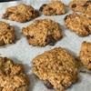 【超健康スイーツ】オートミールのチョコチップクッキー