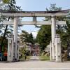 岩木山神社にお参り。