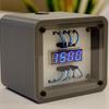 3Dプリンタで7セグ時計作った話