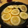 【池袋】「鶏そば壽」レモンそばが斬新すぎるけどウマい!