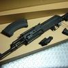 G&P製 AK Tactical AEG (BK)