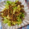 【レシピ集】レンジでカレー豚そぼろのアレンジレシピ5品