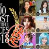 TWICE/(速報)『世界で最も美しい顔100人 2018』決定!メンバーの順位は?!