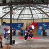 おきなわワールド  [毎日公演] スーパーエイサー お盆の時期に踊られる伝統芸能 前は心に残る演舞...だった...