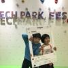 テクノロジーと遊ぶ『TECH PARK』に通う息子(小3)と娘(小2)のScratchアニメーション作品