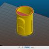 3Dプリンターのスライサーソフト「Slic3r」の使い方(②G-codeの生成)