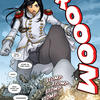 giantess-fan-comicsさんの新作登場〜、STOMP、STOMP、、 LOVE the GIANTESS !!