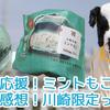 セブンイレブン「川崎応援!ミントもこ」食べた感想!川崎以外で購入できるの?