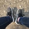 クロックスのスニーカー素足履きで13キロ散歩