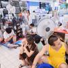 マジ?【画像】中国人の夏の過ごし方が凄いと話題[07/28]