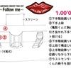 <立ち位置メモ>The一 ~Follow me~
