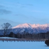 朝の御嶽山(御岳山)・2021年2月10日