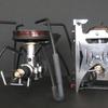 ST-310とUS700の点火スイッチ