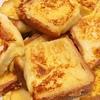 フレンチトーストにチーズをのせて『めっちゃウンマイ!』と感じることが大事なんだね