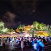4年前と変わらぬ麗江古城のお祭り騒ぎの夜-夏の雲南旅行(4)