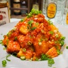 【レシピ】鶏むね肉と厚揚げで!ピリ辛鶏チリ!