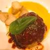 豚挽肉でハンバーグ