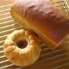 全粒粉と栗とメープルのパン