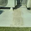 新築のコンクリート土間補修跡美装のご注文です!