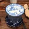 「ブルー・ホエール・マハラート」インスタ映えするカフェには、実は「ハゲに効果があるラテ」がありますよ!