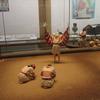 橿原考古学博物館を訪問 はにわレプリカが充実