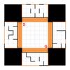 ミラー迷路:問題11