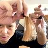 【エンシェールズカラーバター】925 シルバーでブリーチなしの茶髪に染めてみた