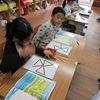 1年生:算数 棒を並べてかたちづくり
