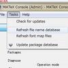OpenBLASをリンクしたWindows版R 4.1 PR