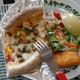 極み「グリル野菜とアンチョビのカプリチョーザ」