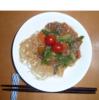 料理と私:  ★揚げ餡かけ 素麺★