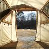 ゆるくないキャンプ 浪漫の森は標高1000M!日本一小さなキャンプ場で春キャンプ。