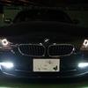 フォグランプHID化(BMW Z4)
