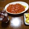 今日の晩飯 【新潟名物】のイタリアンを作ってみた