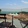 桜の中の天空カフェ【松島】