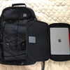 C6のバックパック〈Tetra Laptop Rucksack〉を購入