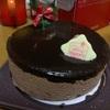 13年のクリスマスケーキ