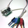 aitendoの「USBコントローラ基板」をロジアナとして使う