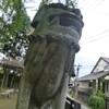 池田八幡宮の狛犬