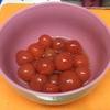 【ざっくり常備菜】ミニトマトのはちみつマリネ