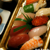 またまたスーパーの握り寿司