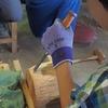 7年生の木工  Werken in der 7Klasse