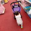 ハイウェイオアシス刈谷で遊ぶ娘をXQ2でパシャリ