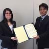 【報告】Sapporo5リボンズ寄附付自動販売機を新しく設置頂きました!
