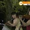 熊本県庁プロムナード ライトアップ始まりコンサート