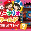 『スーパーマリオ3Dワールド』【#09】投稿!